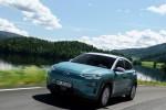 Hyundai Kona Electric ha conquistato le cinque stelle Green NCAP