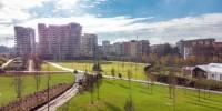 Milano: il Parco di CityLife si espande, 5000 nuovi metri quadri di verde aperti al pubblico