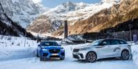 Jaguar Land Rover a Courmayeur per sostenere il turismo sostenibile