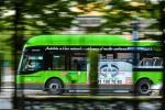 In Italia solo il 5,4% dei bus a zero emissioni