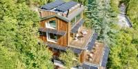 """LG scelta da """"La Forestale Luxury Ecolodge"""" per la produzione di energia elettrica"""