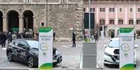 A Terni prende il via la mobilità elettrica con Umbria Energy, Acea Innovation e Nissan