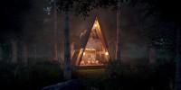 Una casa sull'albero nei boschi della Loira: parte il progetto di Dartagnans