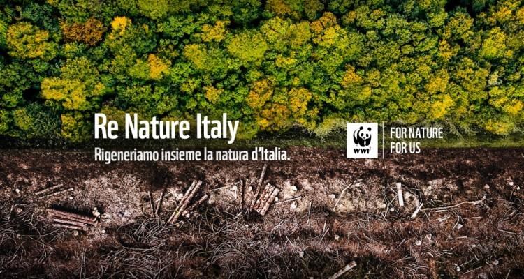 WWF: 10 anni per rigenerare l'Italia