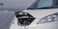 Nissan al lavoro su van di piccole dimensioni con motore 100% elettrico