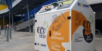 Rifiuti elettronici, con l'EcoIsola nel 2020 raccolte 15 tonnellate di cellulari, frullatori e lampadine