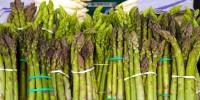 Clima: sui banchi fave e asparagi con 1 mese di anticipo