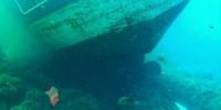 All'isola di Montecristo maxi operazione di recupero del motopeschereccio Bora Bora