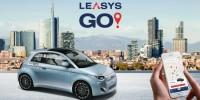 In arrivo a Milano LeasysGO!, il car sharing dedicato alla Nuova 500 elettrica