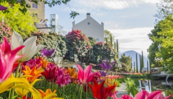 Il 9 aprile 2021: riaprono i Giardini di Castel Trauttmansdorff
