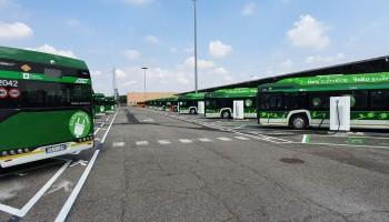 Milano: i sistemi di ricarica ABB al cuore del deposito di e-bus dell'ATM