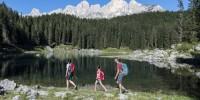 Val d'Ega: il sogno di un turismo e di una vita ecosostenibili nel cuore delle Dolomiti