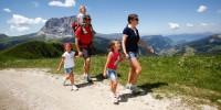 """A giugno """"Settimane bambino"""" in Val Gardena, per rigenerarsi nella natura"""