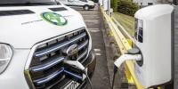 Ford: prove su strada per l'E-Transit, il furgone elettrico dell'Ovale Blu