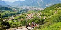 Trekking di primavera a Trento