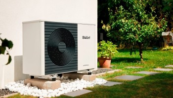 Vaillant aroTHERM plus: la pompa di calore attenta all'ambiente
