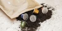 Nespresso: un sacchetto di compost per sensibilizzare sul riciclo delle capsule in alluminio