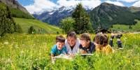 Natura e avventura: il mix di livigno dedicato alle famiglia per esplorare la montagna d'estate