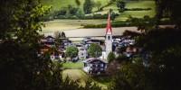 A piedi da Issengo/Falzes, in Val Pusteria