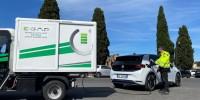 E-GAP accordo con Carpoint per ricarica elettrica on demand ai clienti Volkswagen di Roma