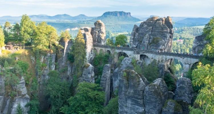 Svizzera Sassone, meta certificata di turismo sostenibile