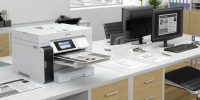 Epson presenta le prime stampanti EcoTank per l'ufficio