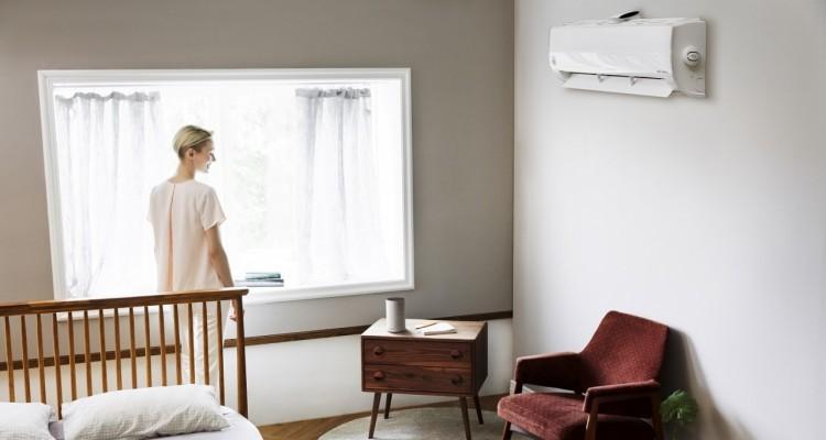 LG: climatizzatori e purificatori d'aria compatibili con Amazon Alexa