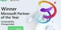 Schneider Electric premiata da Microsoft per la sostenibilità