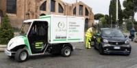 Milano: E-GAP, accordo con Merbag per ricarica elettrica on demand ai clienti della smart fortwo EQ