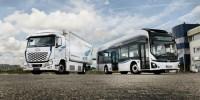 Hyundai, azionista di H2 MOBILITY per una società a idrogeno