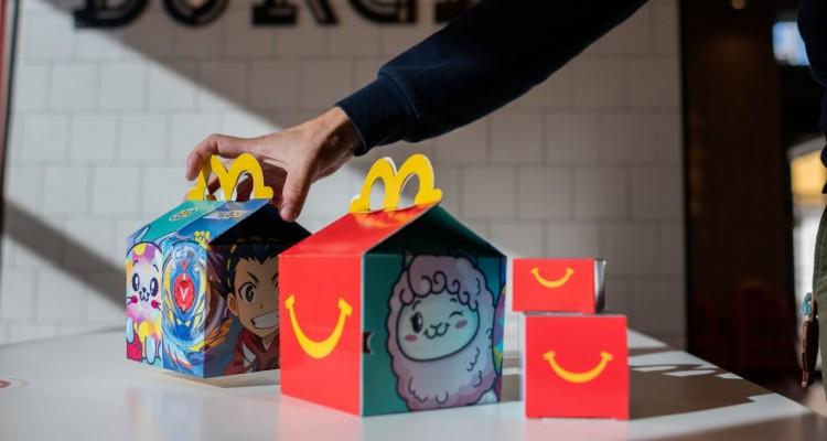 McDonald's: entro il 2025 tutte le sorprese dell'Happy Meal saranno sostenibili