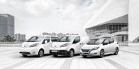 Nissan celebra il traguardo di 250.000 veicoli elettrici venduti in Europa