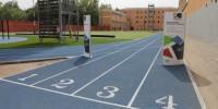 All'Accademia Militare di Modena una pista di atletica con gomma riciclata da PFU