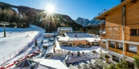 Alto Adige: sci, wellness e charme per l'inverno al Bad Moos-Dolomites Spa Resort di Sesto