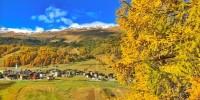 Livigno: una fuga slow alla scoperta dei colori dell'autunno