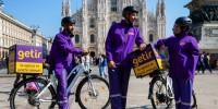 Getir sbarca in Italia (con bici e scooter elettrici) per la spesa ultra-veloce da smartphone