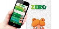 Zero insegna ai bambini a non sprecare il cibo, usando la realtà aumentata